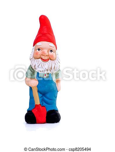 Garden Gnome - csp8205494
