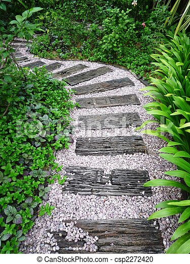 Garden path - csp2272420