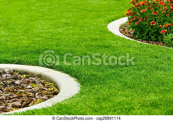 Garden - csp28891114