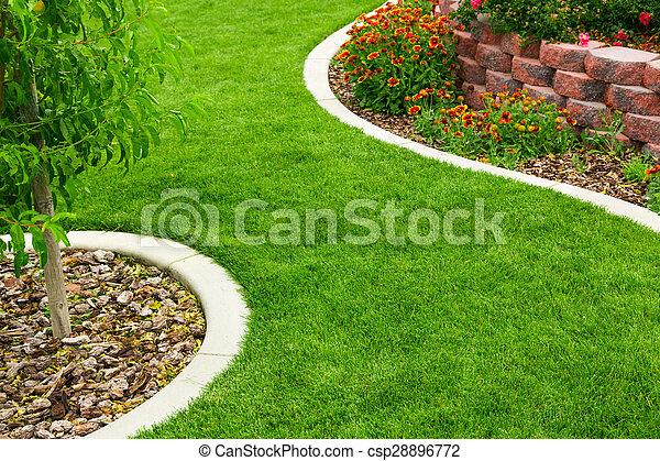 Garden - csp28896772