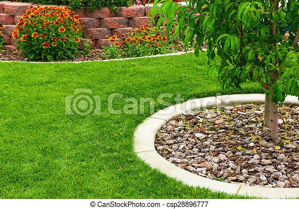 Garden - csp28896777