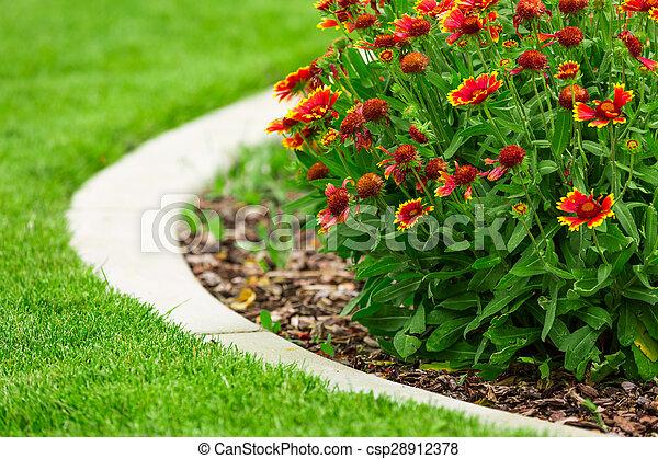 Garden - csp28912378