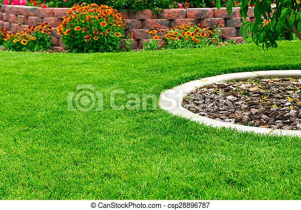 Garden - csp28896787