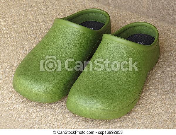 Gardening Supplies Rubber Garden Shoes