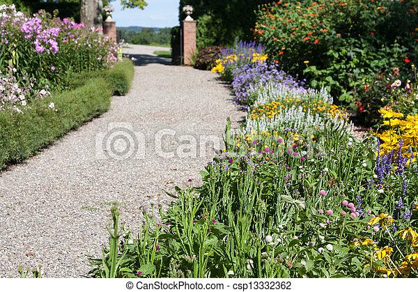 Garden - csp13332362