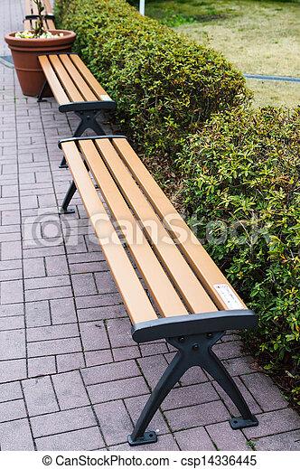 Garden - csp14336445