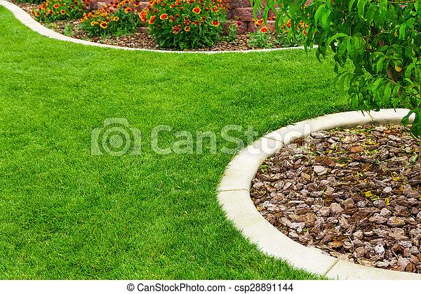 Garden - csp28891144