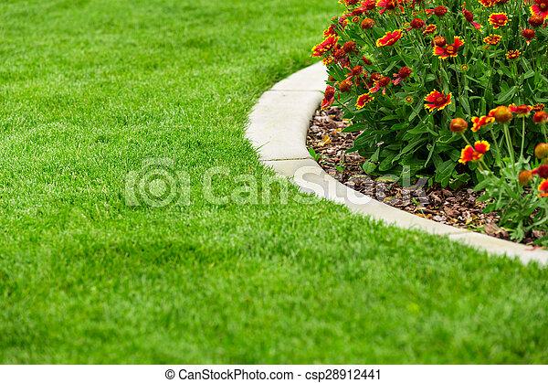 Garden - csp28912441