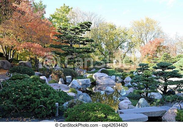 Garden - csp42634420