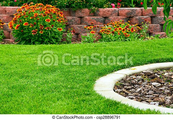 Garden - csp28896791