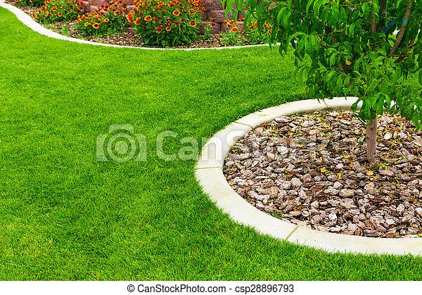 Garden - csp28896793