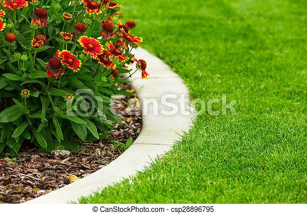 Garden - csp28896795