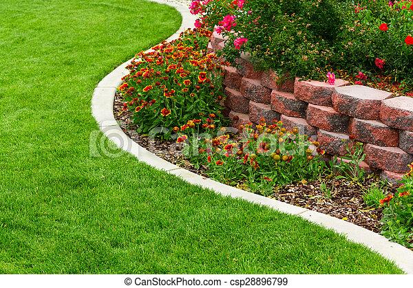 Garden - csp28896799