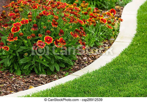 Garden - csp28912539