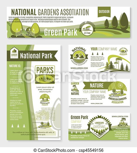 Gardening or green nature company vector templates green gardening gardening or green nature company vector templates reheart Gallery