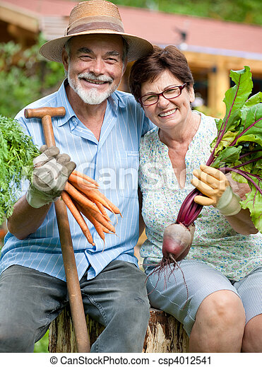 gardening - csp4012541