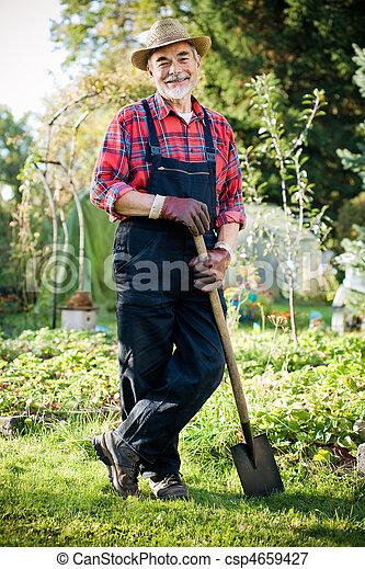 Gardening - csp4659427