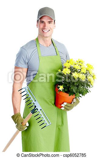 Gardening - csp6052785