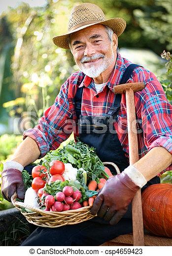 Gardening - csp4659423