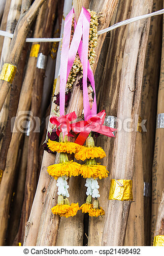 garland thai - csp21498492