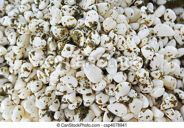 garlic - csp4078941