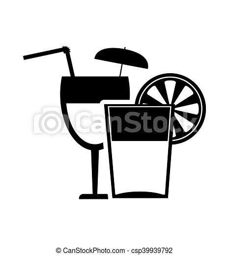 Garnished cocktail gl icon. Flat design garnished cocktail gl ... on beverage golf cart accessories, beverage golf cart trailer, beverage golf cart babes, beverage golf cart clip art,