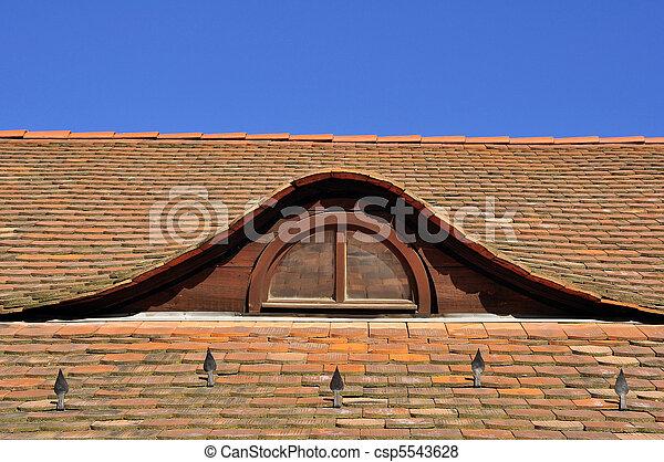 Garret window - csp5543628