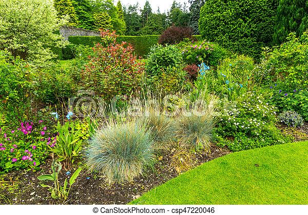 Gartengestaltung kleingarten stockfoto fotografien und for Gartengestaltung kleingarten