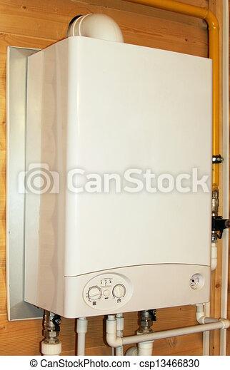 Gas boiler - csp13466830