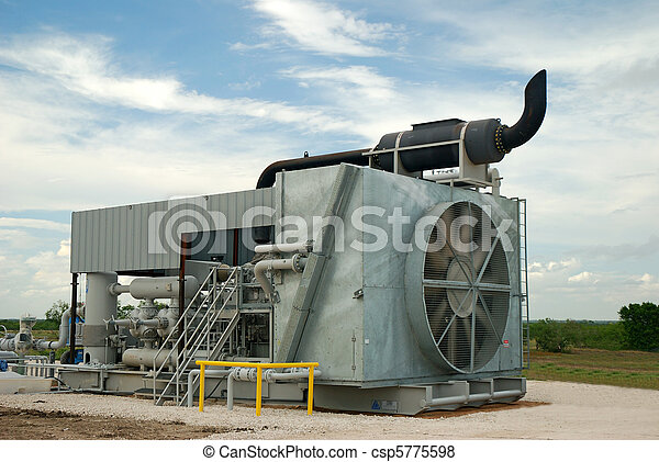 Gas Compressor - csp5775598
