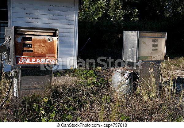 Gas Crisis - csp4737610