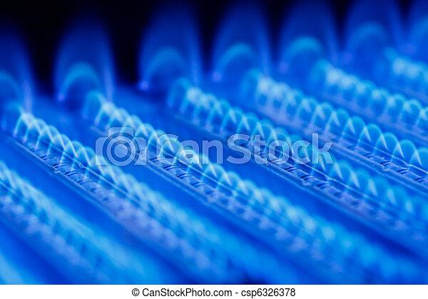 gas, fiamma - csp6326378