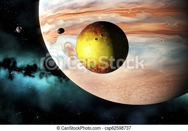 giant planets and moons - photo #41