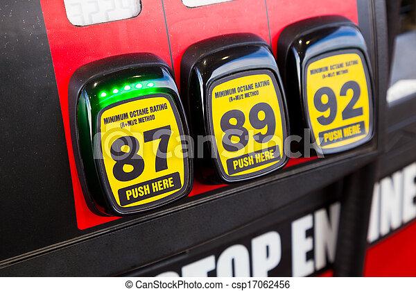 Gas Octane Options - csp17062456