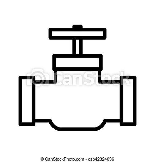 gas pipeline illustration design rh canstockphoto com gas pipeline clipart pipeline construction clipart