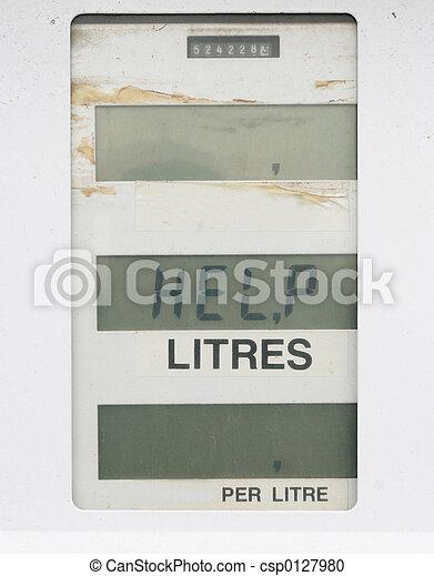 Gas pump needing some help - csp0127980
