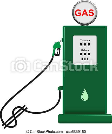 gas pump - csp6859160