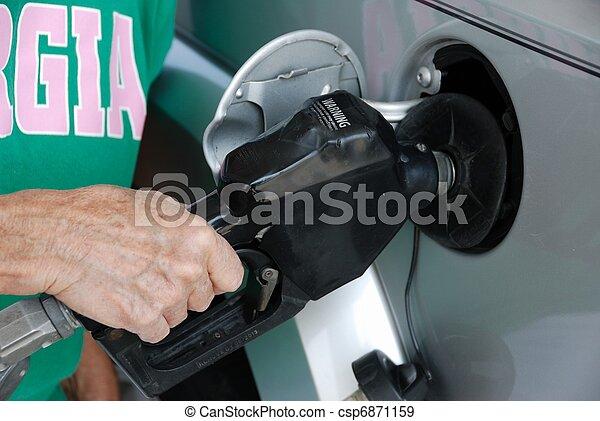 gas, pumpa - csp6871159