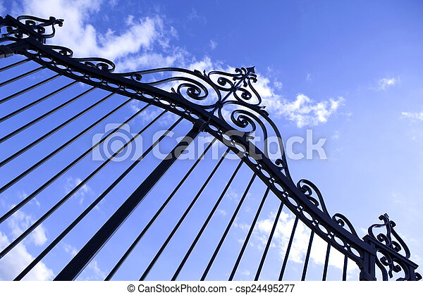 Gate - csp24495277