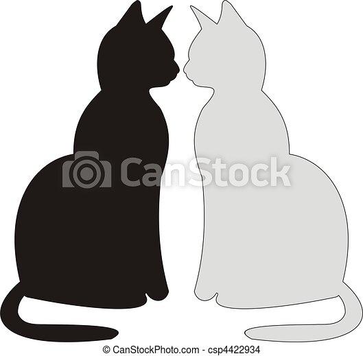 Vector de gatos - csp4422934