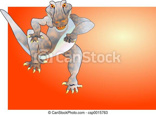 Gator Chase - csp0015763