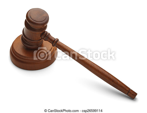 gavel, juizes - csp26599114