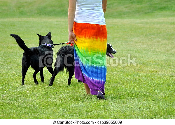 can dogs be lesbians