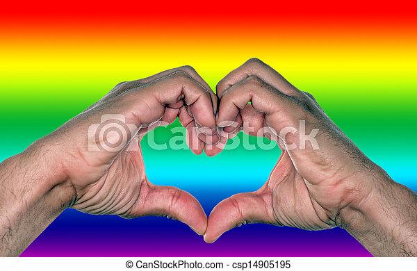 Gay Marriage - csp14905195