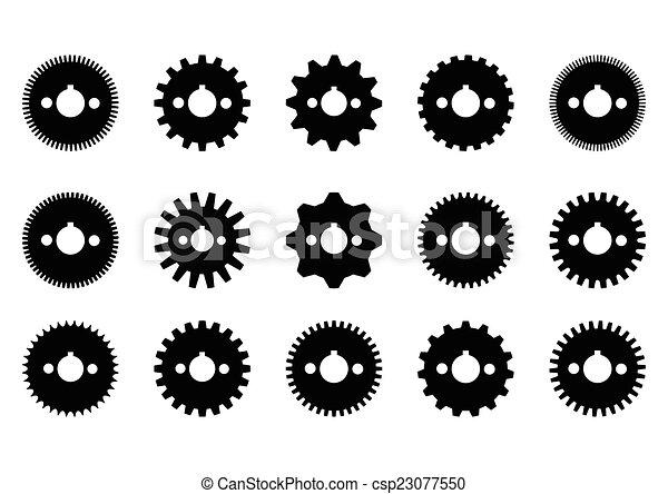 gear collection machine gear - csp23077550