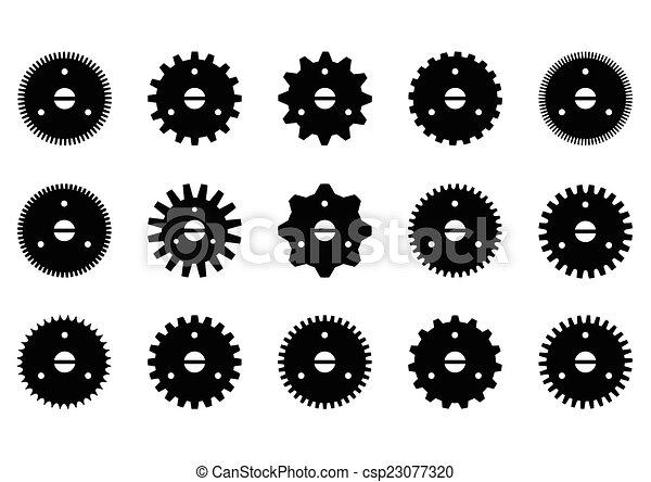 gear collection machine gear - csp23077320