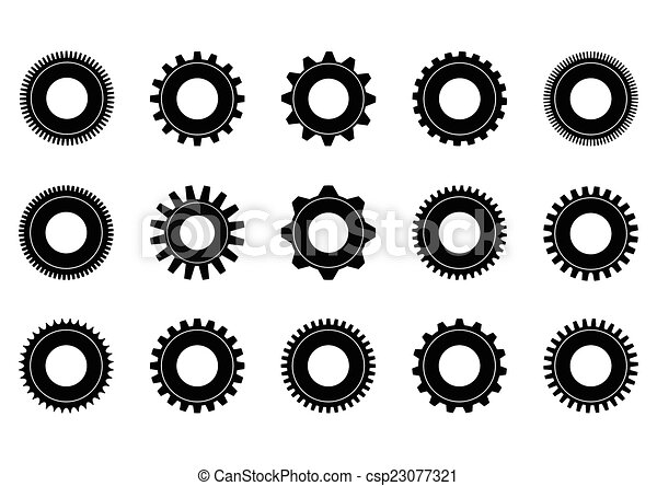 gear collection machine gear - csp23077321