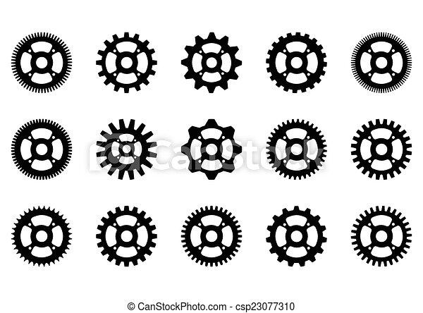 gear collection machine gear - csp23077310