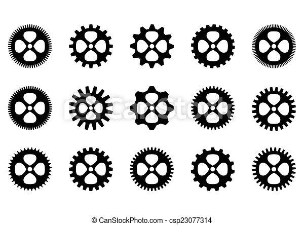 gear collection machine gear - csp23077314