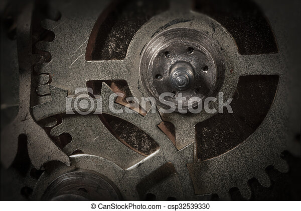gear mechanism 22 - csp32539330